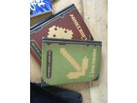 Mine craft books