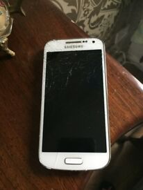 samsung galaxys4 mini white 8gb ee network