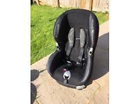 Maxi Cosi Priorifix Car Seat with Summer Cover