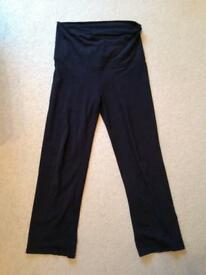 Mothercare yoga blooming marvellous black 14