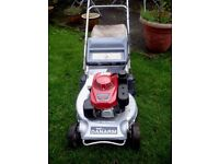 Honda Lawnflite 553 HRS PRO, 21 inch Self Propelled Roller Lawnmower. Serviced