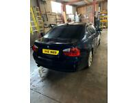 2008 Bmw e90 breaking parts turbo gearbox