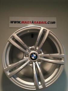 Mags BMW X5 - X6 18 pouces NEUF / ENSEMBLE MAGS ET PNEUS *HIVER*
