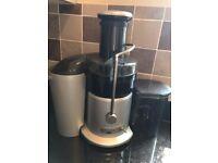 Breville Whole fruit / Veg juicer for sale, as new