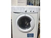 **INDESIT**WASHER DRYER**6 KG**ENERGY RATING: A**COLLECTION\DELIVERY**ONLY 1 YEAR OLD**NO OFFERS**