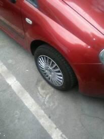 Fiat punto grande active. Low mileage