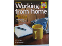 Haynes Working from Home Manual - The Complete Home Office Guide; HARDBACK/LIKE NEW