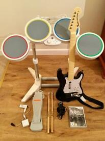 Wii - The Beatles Rockband Bundle