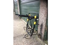 Tailgate mounted bicycle rack