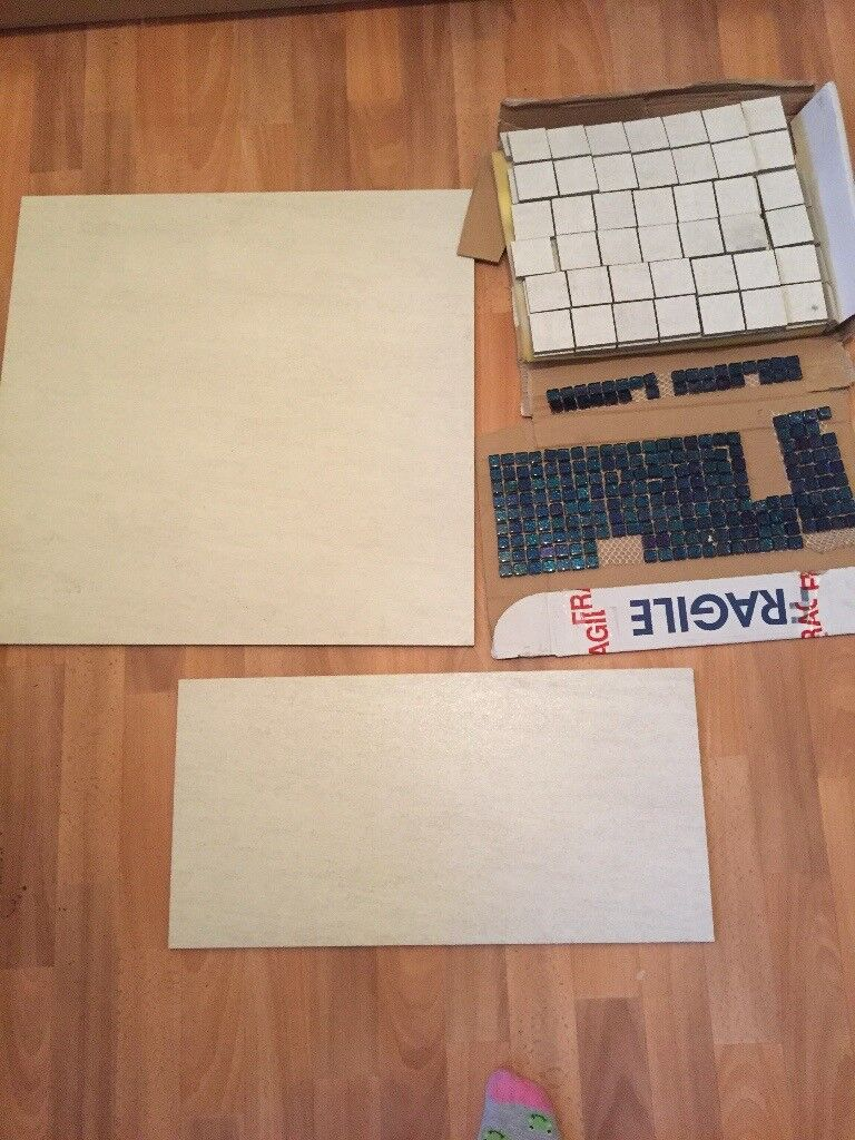 Job lot grey tiles