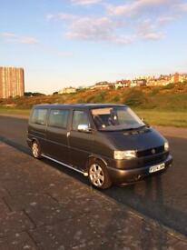 VW t4 long wheelbase campervan