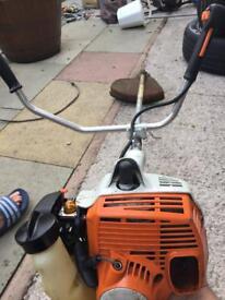 Sthil petrol strimmer spares repairs