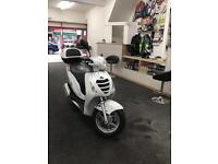 Honda Ps 125 2013 with 3 months warranty
