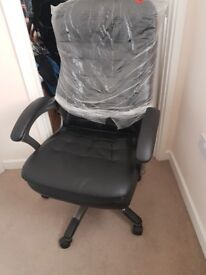 office chair nearly new very good condition