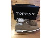 Topman shoes - UNWORN - size 11