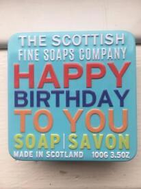 The Scottish Fine Soaps Company - Soap