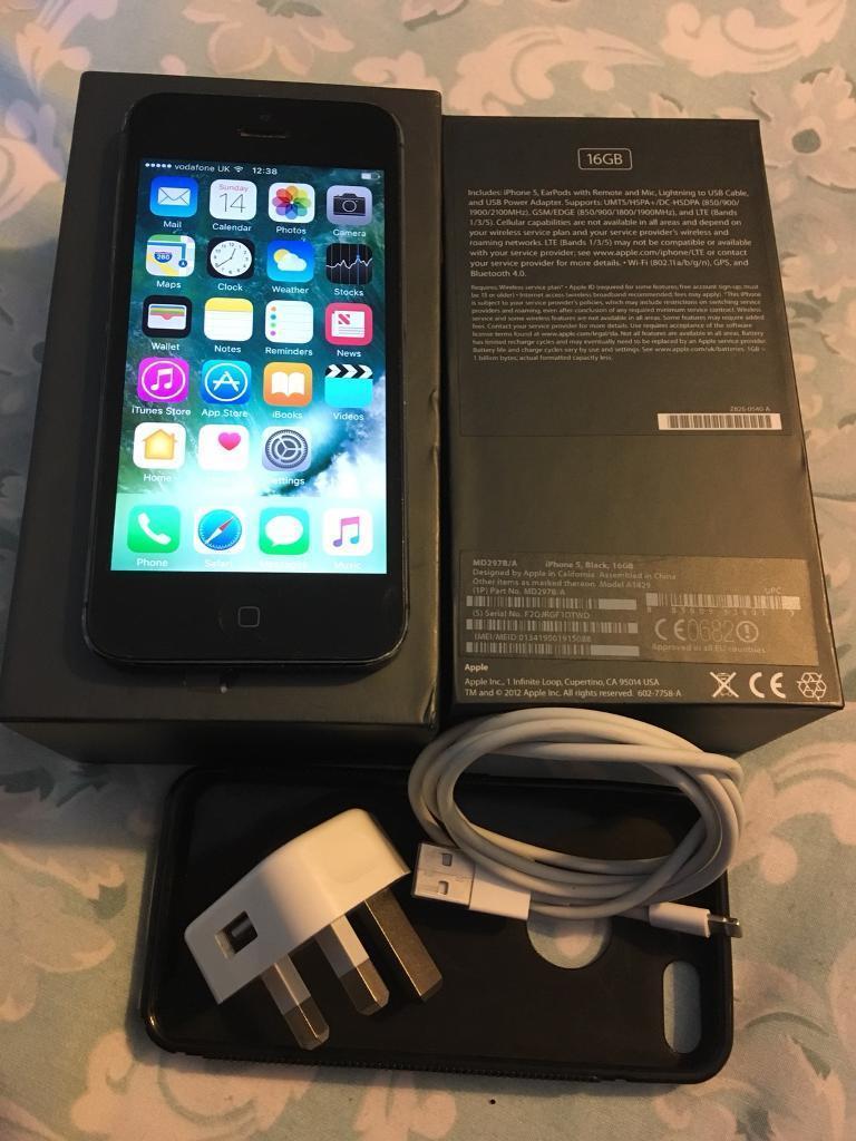 Iphone 5 16gb Unlocked