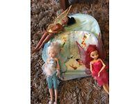 Disney Fairy Doll Bundle