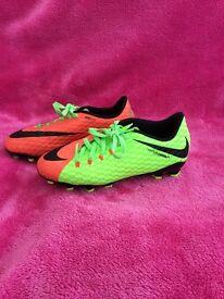 Boys Football Boots - Size 2