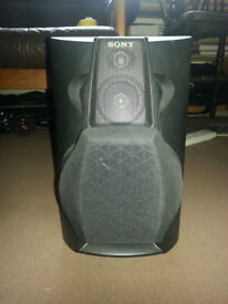 Sony SS-L80 stereo speakers
