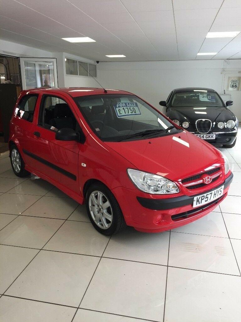 Hyundai Getz 1.1l Petrol - Stunning Little Car - Full Service History -  Meticulously Maintained