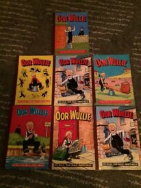 Oor Willie books