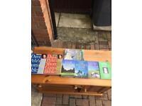 Golf books - Dave Pelz + Bob Rotella
