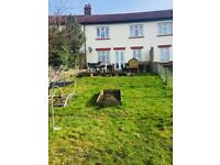 2 bed council house RTB large garden/views want 2 - 3 bed house within 30 miles