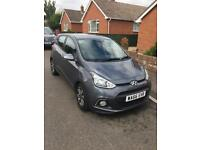 Hyundai i10 2016 immaculate condition