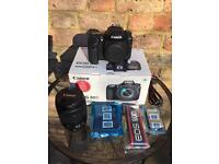 CANON 80D w/18-135mm Lens + (extras)