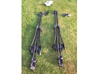 Halfords Advanced Roof Mounted Cycle Carrier x 2