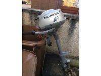 Honda outboard 2.3hp