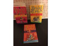 Ronald Dahl book bundle