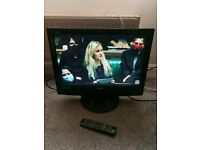 Television 22 inch flat screen