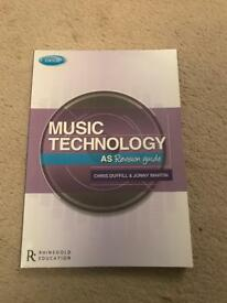As music tech as revision guide