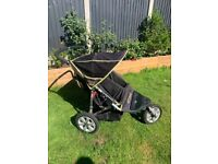 Out n about 360 Nipper Double Buggy / pushchair
