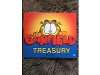 Garfield treasury (Mint condition)
