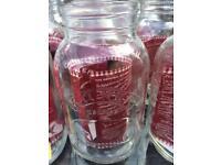 New Unused Kilner Jars x12