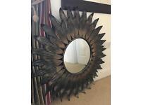 Cocteau Round Mirror