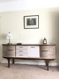 RARE 1950s FORMICA SIDEBOARD FREE DELIVERY LDN🇬🇧CHEST