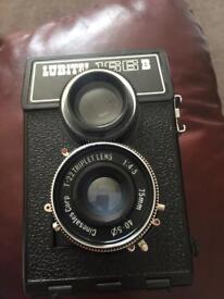 Lubitel 166B camera