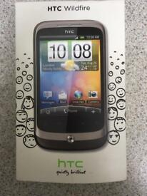 HTC WILDFIRE Mobile Phone
