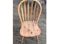 Classic kitchen chair