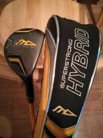 Md superstrong 21degree hybrid