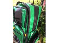 Medical green rucksack