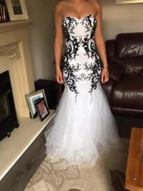 Prom Dress Size 10, BNWT