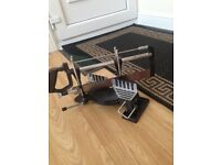 Mitre saw used for doing a new flooring and skirting boards kirkby pick up