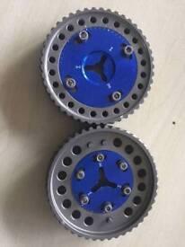 MX5 MK1 1.6/1.8na vernia pulleys