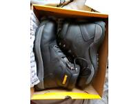 De walt Steel toe boots uk 11