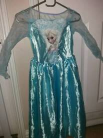 Kids Dressing up outfit *Elsa*